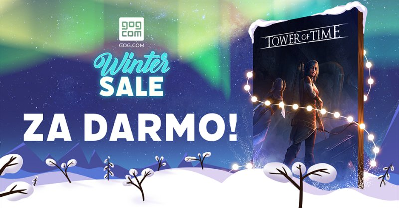 Zgarnij Tower of Time za darmo